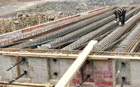 建筑红模板案例-公路建设项目