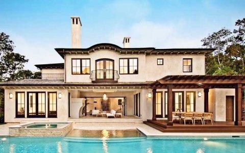 别墅建筑模板-别墅专业模板