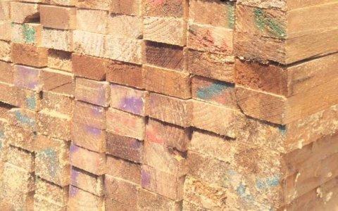 工地用木方什么材质的好?工程木方推荐