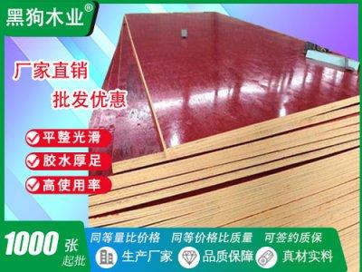 贵州湖南 2.4X1.2木模板