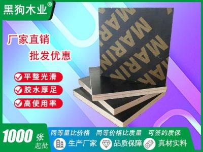 湖南贵州2.4x1.2木模板