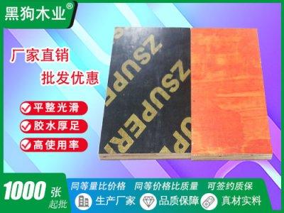 柳州九层建筑工地用模板