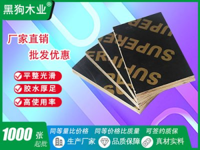 广西贵港柳州多层板木模板