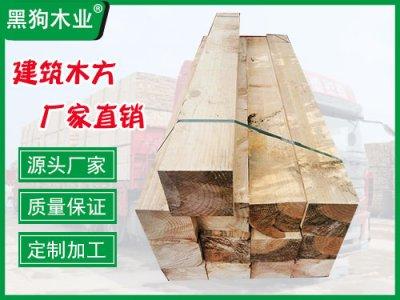 铁杉建筑木方松木木方