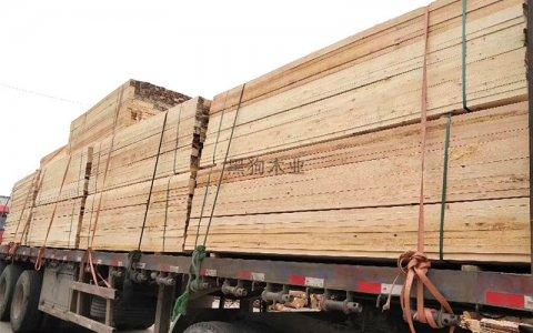 10x10木方多少钱一根?木方报价