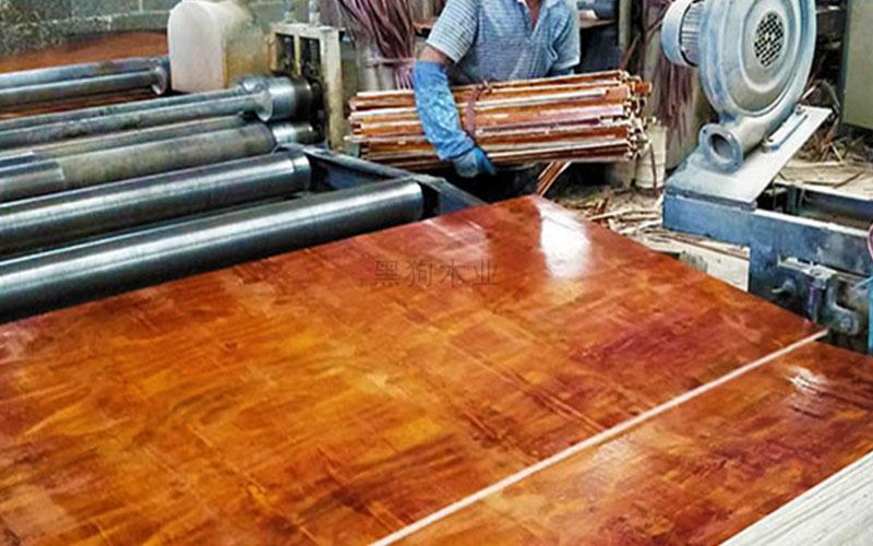 建筑木模板规格尺寸