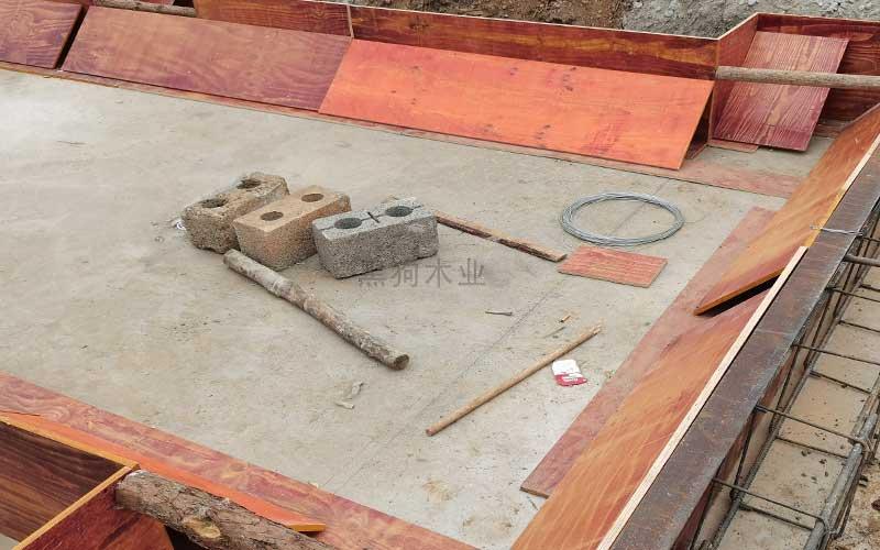 建筑木工模板