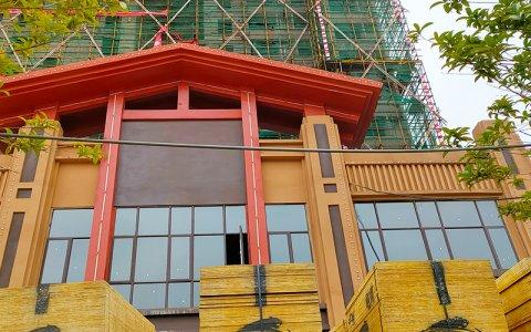 豪华别墅用建筑模板项目用15.5mm建筑木模板